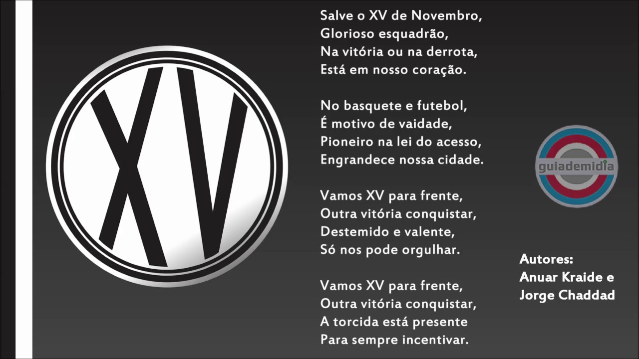Image result for xv de novembro