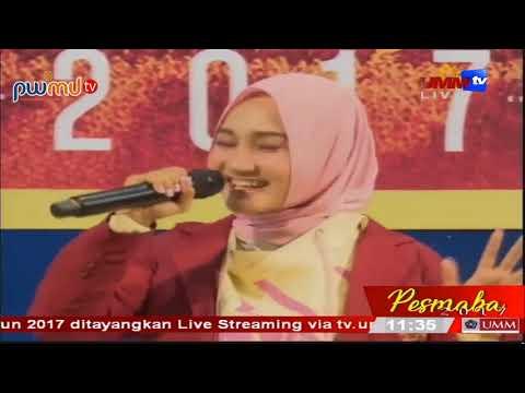 Fatin Shidqia Lubis Proud of You Moslem live UMM