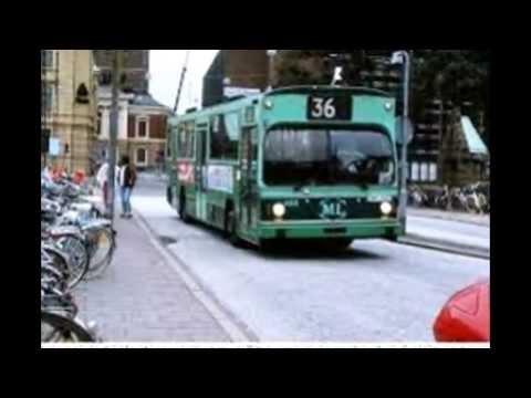 Malmö Lokaltrafik ML 70 80 och 90 tal