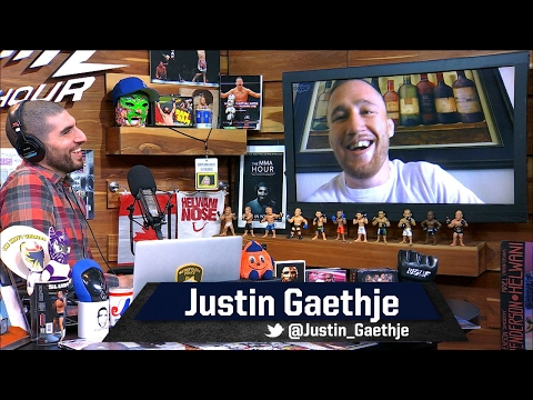 Justin Gaethje on UFC debut: I Want the Scariest Dude Who Can Embarrass Me the Most