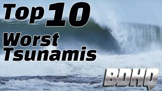 The Worst Tsunamis In History