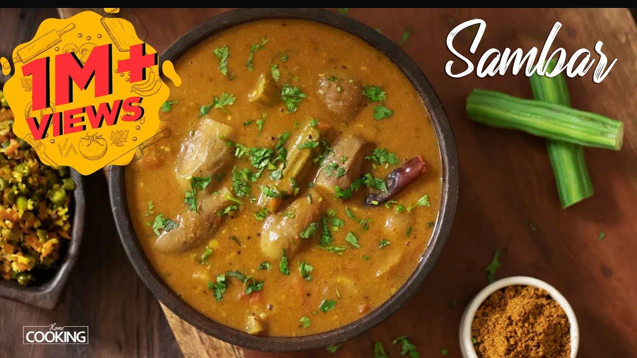 Download Sambar | South Indian Style Sambar