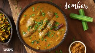 Sambar | South Indian Style Sambar