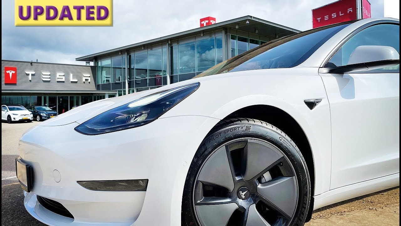 ALL the changes in the 2021 Made in China Tesla Model 3
