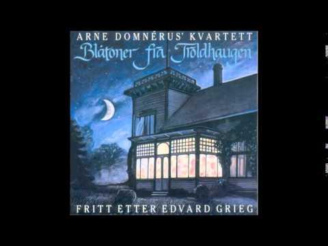 Arne Domnérus' Kvartett - Blåtoner Fra Troldhaugen (1986)