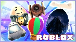 HOW TO GET THESE SECRET EGGS!! (ROBLOX EGG HUNT 2017)