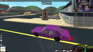Got thrown in jail roblox ultimate driving