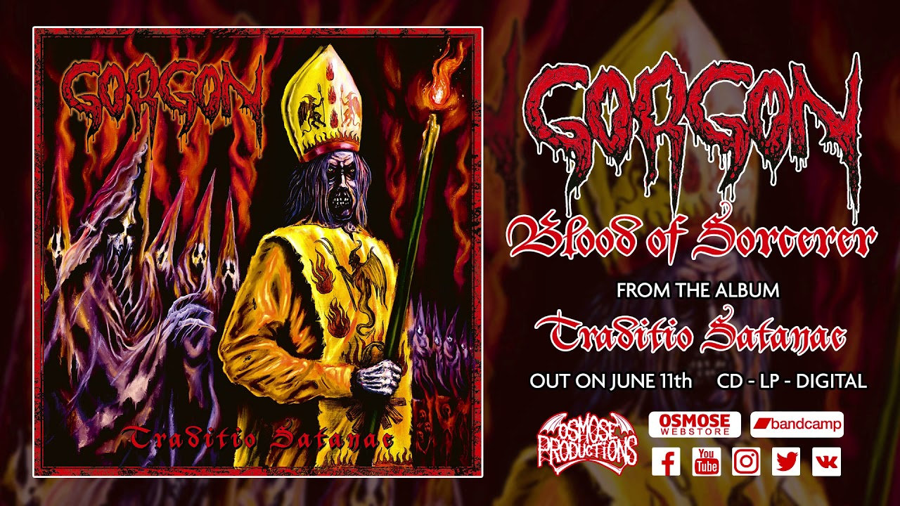 Download GORGON Blood Of Sorcerer (Premiere track)