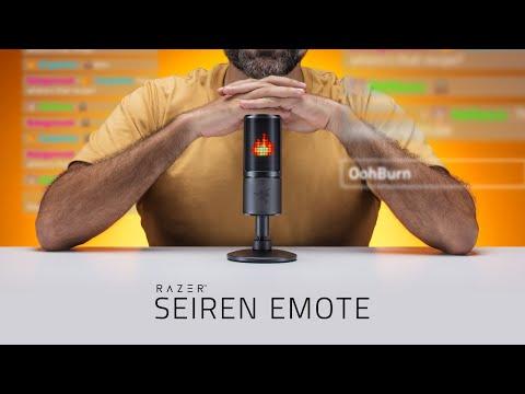 Streaming has a new icon | Razer Seiren Emote