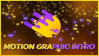 FREE MINIMAL MOTION GRAPHIC INTRO TEMPLATE | VEGAS PRO 17 | SV FX