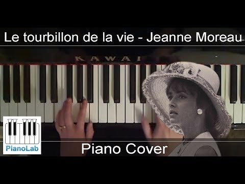le tourbillon de la vie piano cover youtube. Black Bedroom Furniture Sets. Home Design Ideas