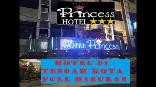 [Review] Hotel Princess Palembang Lokasi stategis di Pusat Kota