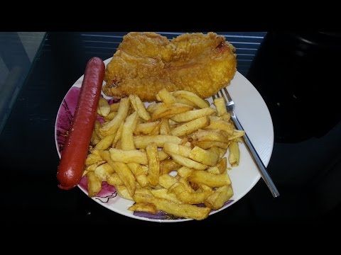 My Dinner Review - Fish & Chips