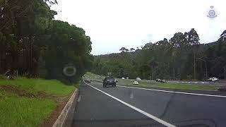 Horror Bruce Highway Smash Caught on Dashcam thumbnail