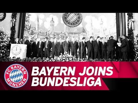 How Bayern were promoted to the Bundesliga in 1965