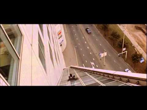"Jackie Chan's ""Who Am I?"" Building Slide (Rotterdam, NL)"
