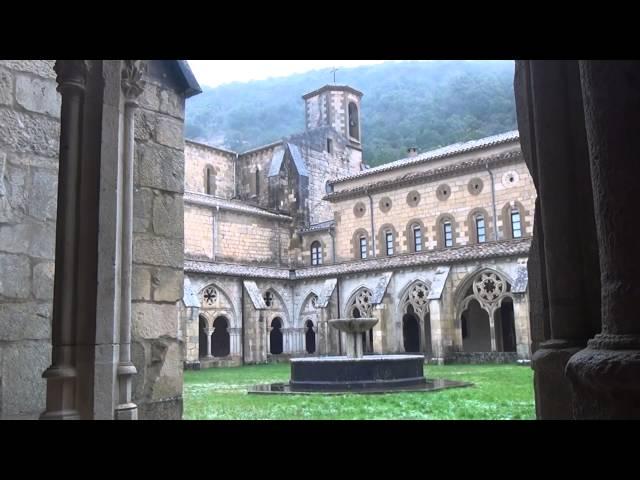 Monasterio Cister de Iranzu Navarra