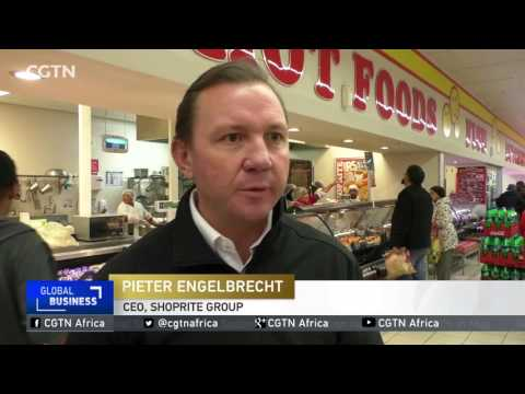 South Africa's Shoprite introduces 40-cent meals