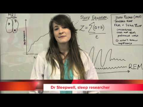 Abnormal sleep patterns