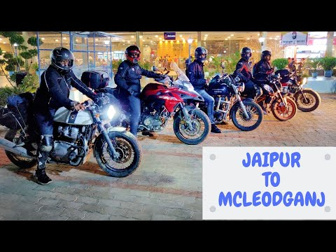 jaipur-to-mcleodganj-|-benelli-trk-502x-|-interceptor-650-|-continental-650gt-|-duke-390-|-episode-1