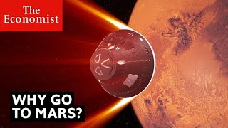 Mars: when will humans get there? | The Economist thumbnail