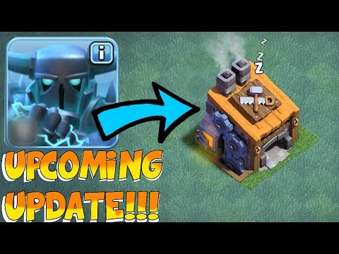 NEW UPDATE ANNOUNCEMENT!! | Clash Of Clans | BH8 & MORE!!