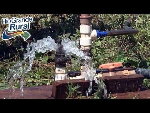 Carneiro hidráulico leva água com facilidade e baixo custo - Rio Grande Rural