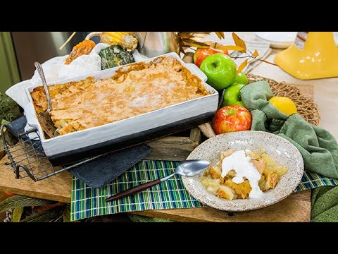 Download Kristen Miglore's Apple Cobbler with Hot Sugar Crust - Home & Family