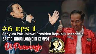 Download lagu LORD DIDI KEMPOT MENGHIBUR PRESIDEN JOKOWI DI PURWOREJO JAWA TENGAH | MENGUKIR JEJAK #6 EPS 1