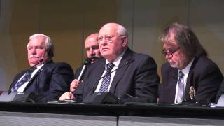 Mikhail Gorbachev: Green Cross 2013 General Assembly Keynote Address