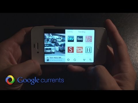 Gizmo - Google Currents - App Review