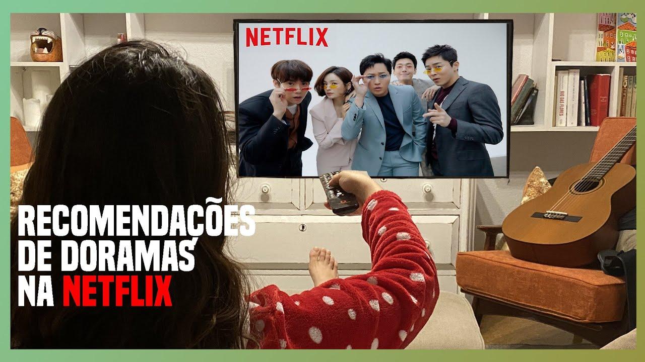 Cultura coreana através do drama coreana.