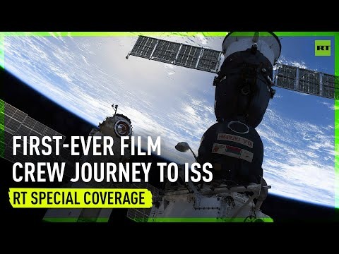 First-ever film crew journey to ISS | RT special coverage