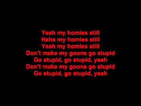Lil Wayne   My homie still Lyrics Ft  Big Sean Dirty   YouTube