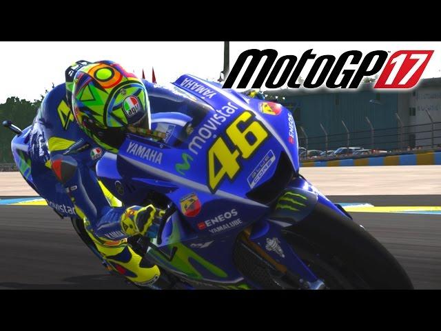 MotoGP 17 (видео)