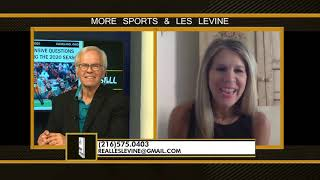 More Sports \u0026 Les Levine with Mary Kay Cabot - August 6, 2020