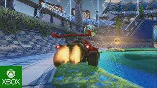 Rocket League Now Available for Xbox One