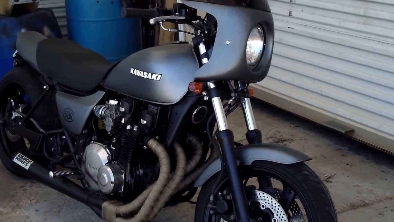 hight resolution of bare bone rides custom 1986 kawasaki kz1000p drag bike mad max build fired up youtube