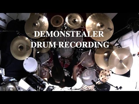 Demonstealer - The Grand Collapse Of Humanity - Drum Play-through