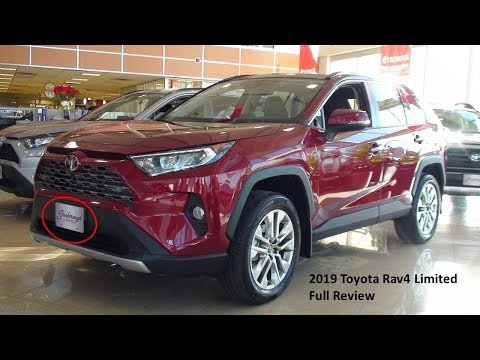 2019 Toyota Rav4 Limited // Detailed Review of Features - Scarborough Toyota
