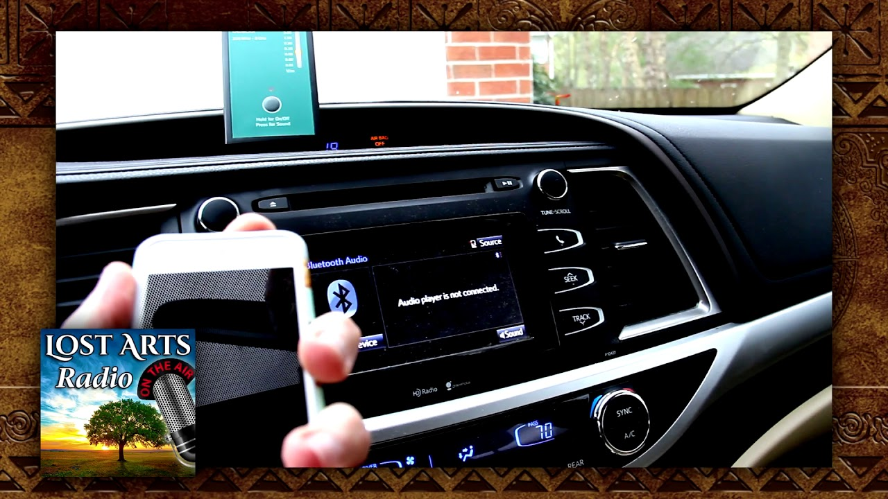 Your Car Is A Microwave Oven On Wheels Fm Am Xm Radio Bluetooth Radiation Test