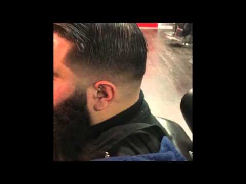 Ruel Bhz the combover Rockstar barbershop Chicago
