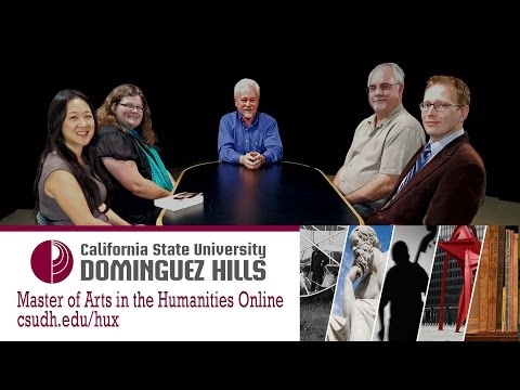 Masters of Arts in the Humanities (Online) at CSUDH