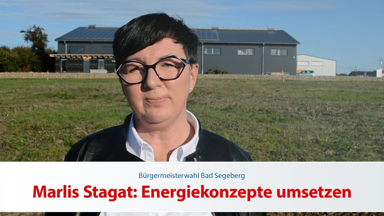 Stadtmagazin TV - Energiekonzepte umsetzen