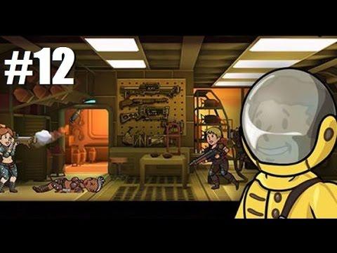 Fallout Shelter Walkthrough Part 12 - SPY ON RAIDERS!