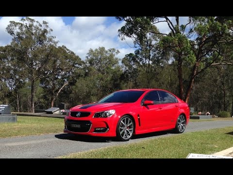 how to change suspension in holden vf