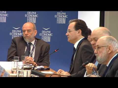 George Papaconstantinou I Delphi Economic Forum 2017