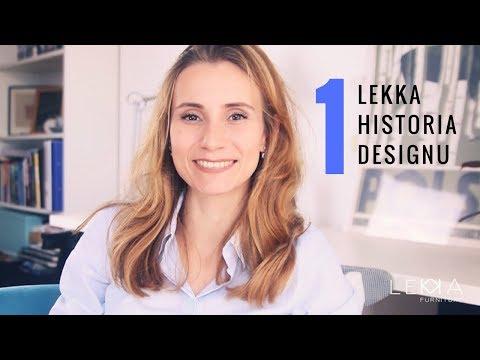 Rewolucja przemysłowa. LEKKA historia designu odc.1