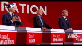 فرنسا.. اليساري بونوا آمون ينتصر في الجولة الأولى على يميني الحزب الاشتراكي فالس