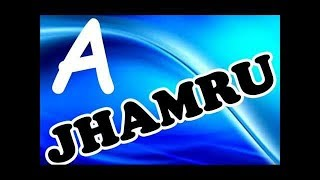 A jhamru DJ remix song  || adiwasi dj song || a jhamru full || Golu dj song ||